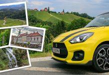 Grenz-genialer Roadtrip Südsteiermark und Slowenien