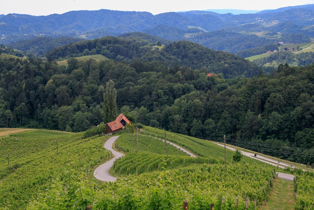 Herzerlstraße Slowenien