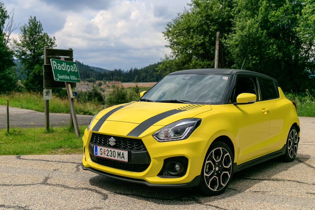 Radlpass Suzuki Swift Sport