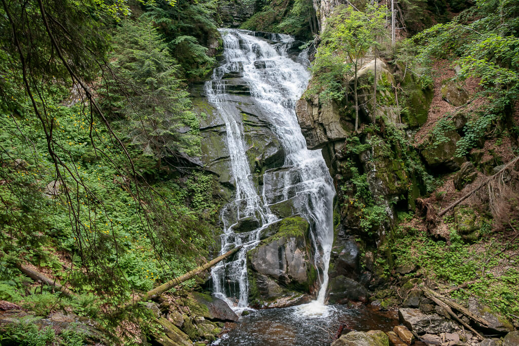 Wasserfall Veliki Šumik