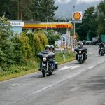 Harley-Davidson Fahrer bei der European Bike Week Faaker See 2018