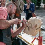 Kunsthandwerk am Ruperti-Stadtfest