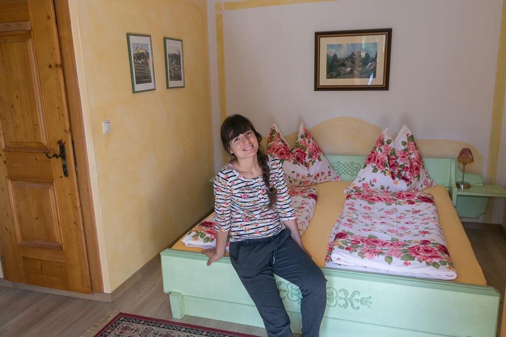 Cori im Hollerbuch Gästezimmer