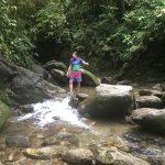 Flusswanderung nach Arenales bei Medellin