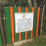 Hinweis zu den Öffnungszeiten Salto del Angel