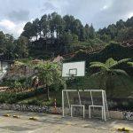 Der ehemalige Gefängnisspielplatz von Pablo Escobar