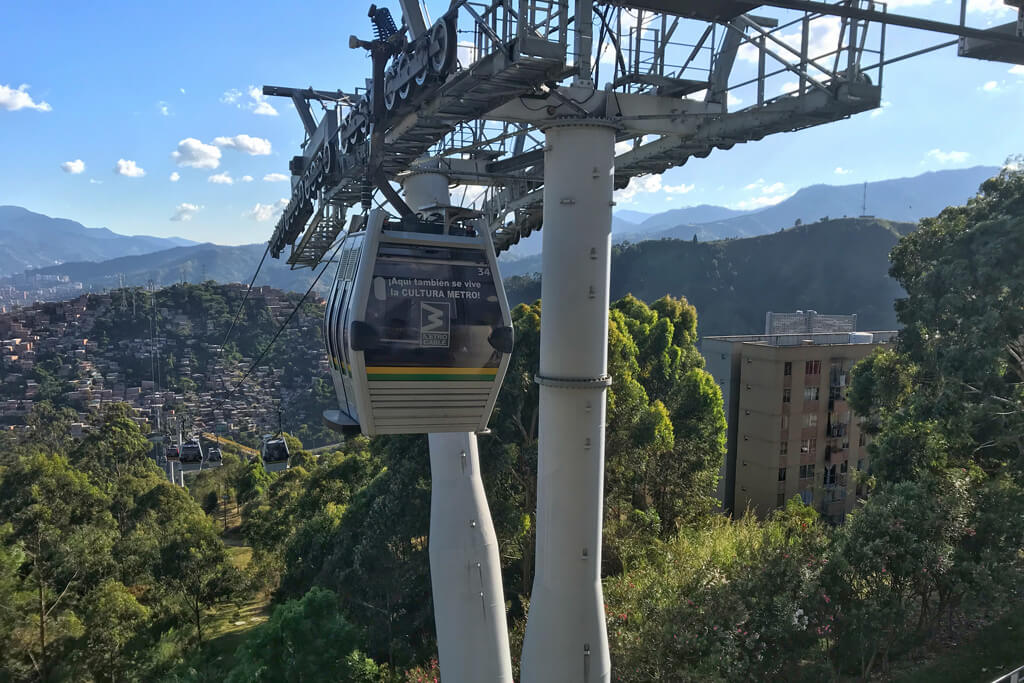 Metro Cable Medellin