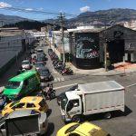 Verkehr in Medellin