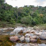 Rio Mendihuaca in der Sierra Nevada de Santa Marta