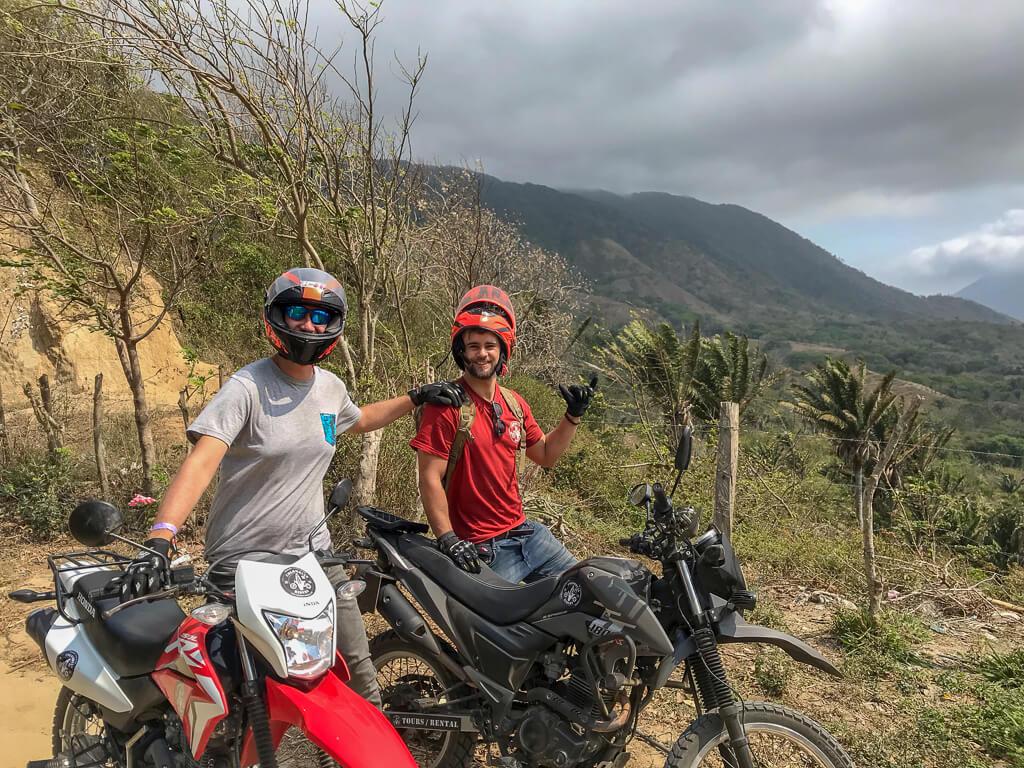 Unterwegs mit Adrien von Colombian Riders Santa Marta