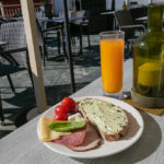 Frühstück im Avita Resort im Burgenland