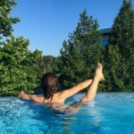 Stretch & Relax im Avita Resort Exklusiv-Pool
