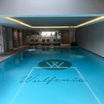 Hallenbad Hotel Wulfenia