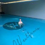 Unterwasser-Ergometer im Hotel Wulfenia