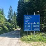 Raibler See nahe dem Dreiländereck zu Österreich und Slowenien