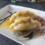 Buški Krafi als Dessert