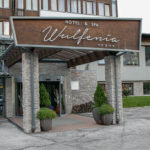Wulfenia Hotel Motorrad Nassfeld