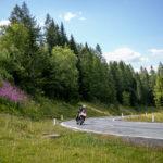 Mit dem Motorrad auf den Nassfeldpass