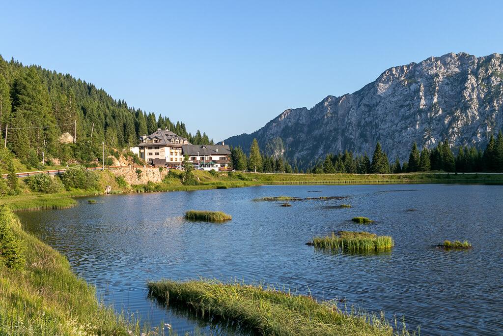 Lago di Pramollo Nassfeld