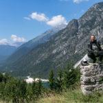Festung oberhalb des Raibler Sees