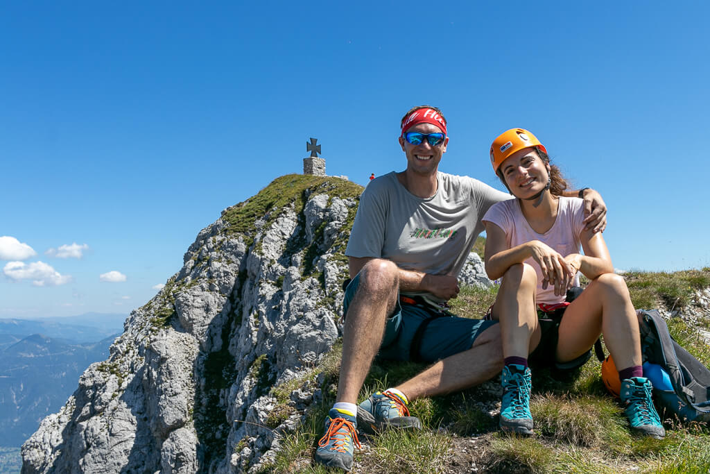 Gartnerkofel Gipfel-Foto