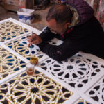 Marrakesch_holzmalerei