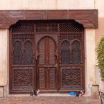 Marrakesch_marokko_tuer