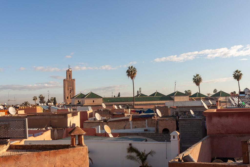 Marrakesch Rooftop Hostel