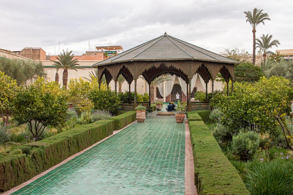 Arsat mouly abdeasalam Garten