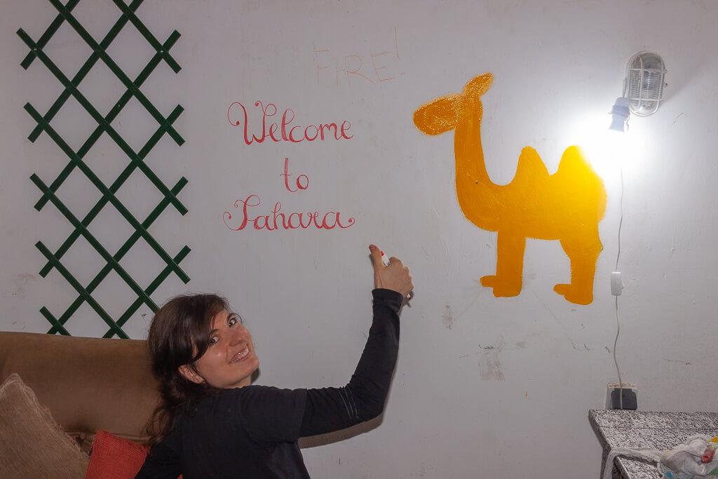 Hostel Castaway in Marrakesch