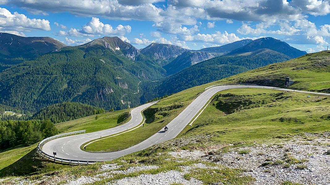 Motorradurlaub in Kärnten