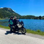 Mit dem Motorrad zum Turrachsee