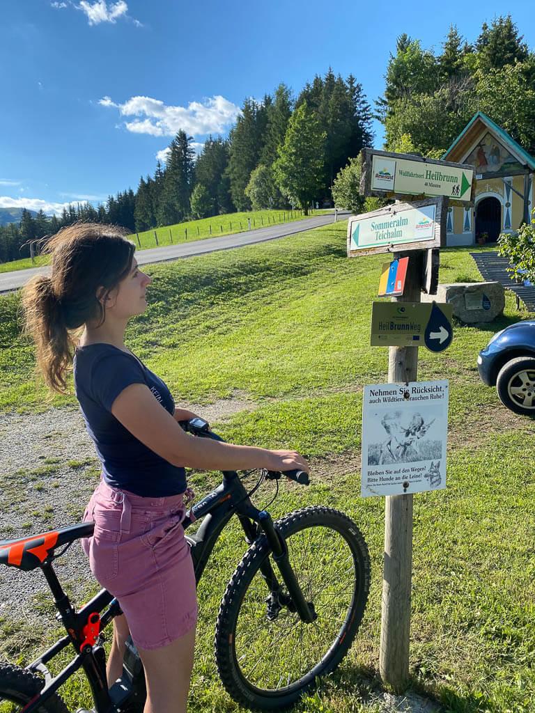 Urlaub im Naturpark Almenland