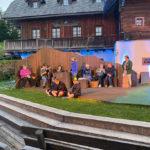 Huabn-Theater Brandlucken