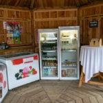 Huabn-to-go Pavillon Eisschränke