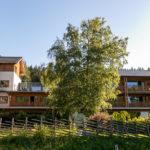 Niedrigenergie-Zubau Naturhotel Bauernhofer