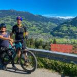 Mit dem E-Mountainbike durchs Montafon