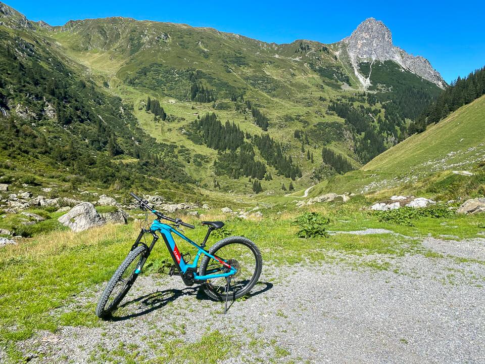 Bike & Hike Tour in Vorarlberg