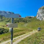Wandern zur Tilisunahütte im Montafon