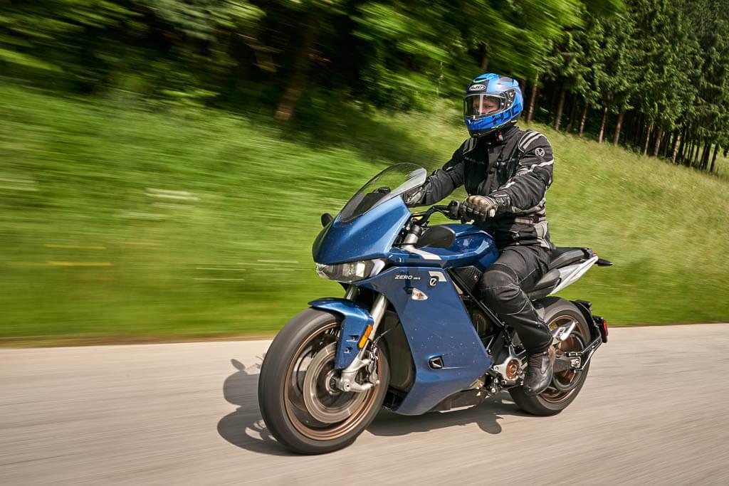 Mit der Zero SR/S auf Motorradtour im Mühlviertel und Waldviertel