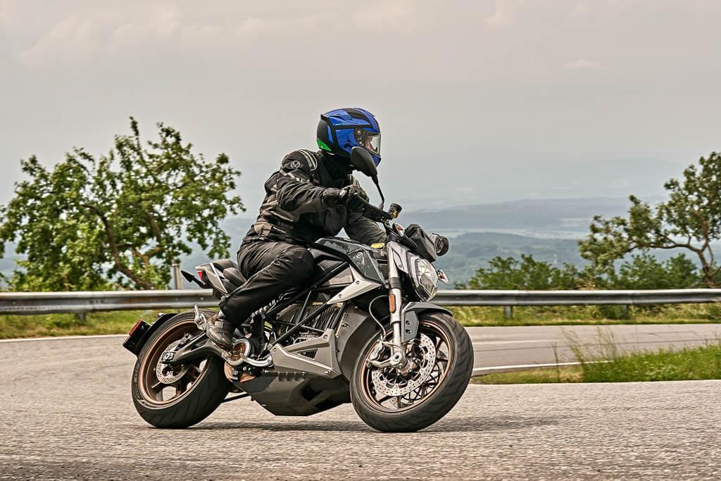 Zero SR/F Naked Bike